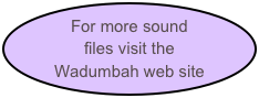 For more sound files visit the 